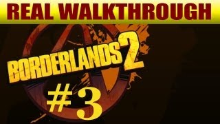 Borderlands 2 Walkthrough - Part 3 - Liar's Berg 1