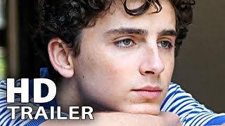 CALL ME BY YOUR NAME - Trailer Deutsch German (2018)