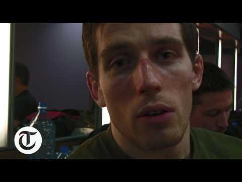 Tom Egan Exclusive UFC 93