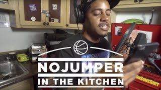 Cho Cho - In The Kitchen with No Jumper