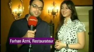 A quiet dinner with Ayesha Takia, Farhan Azmi