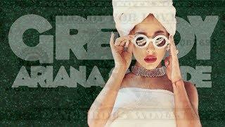 Ariana Grande - Greedy ( Fan Music Video)