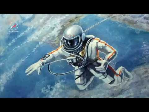 Xxx Mp4 First Space Walk Sunrise 2 With Cosmonauts Pavel Belyaev And Alexey Leonov 3gp Sex