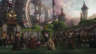 Alice In Wonderland - Inside the New World of Wonderland (HQ)
