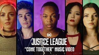 "Justice League | ""Come Together"" | Todrick Hall, J.Fla, Mario Bautista, Samantha Harvey, Clara Marz"