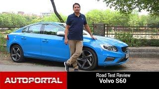 Volvo S60 Test Drive Review - Autoportal