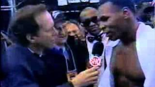 Boxer Iron man  Mike Tyson converted to ISLAM.flv