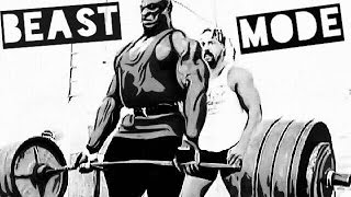 BODYBUILDING MOTIVATION - BEAST MODE