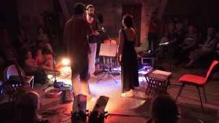 Rencontre musicale Azalaïs / Fabrizio Piepoli. Extraits.