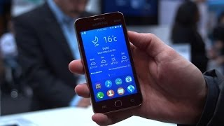 Samsung's Z1 phone runs Tizen, not Android, to achieve low price