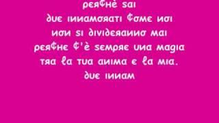 Laura Pausini - Due Innamorati Come Noi + Testo