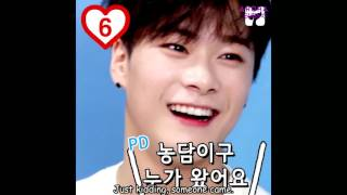 [ENG] 170621 Mobidic 99 Seconds Review - Banana Hair Pack by Moonbin