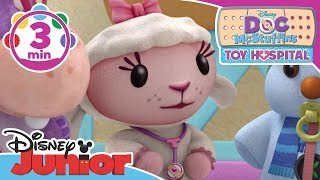 Doc McStuffins | We Are Baby Toys Song | Disney Junior UK