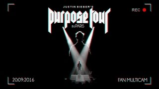 Justin Bieber | Purpose Tour | Paris - Accor Hotel Arena | 20 Septembre 2016 (Full Multicam)