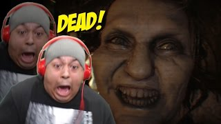 THIS OLD B#TCH SCARED THE SOUL OUT OF ME!!! [RESIDENT EVIL 7] [#02]