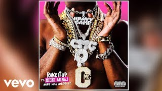 Yo Gotti, Mike WiLL Made-It - Rake It Up (Audio) ft. Nicki Minaj