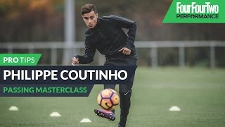Philippe Coutinho | How to play the killer pass | Tutorial