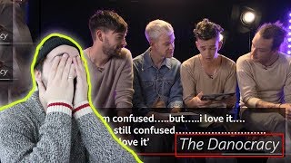"""REACTING TO """"The 1975"""" READING MY COMMENT!"""