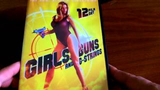 Girls, Guns and G Strings - The Andy Sidaris Collection 12 Film Set