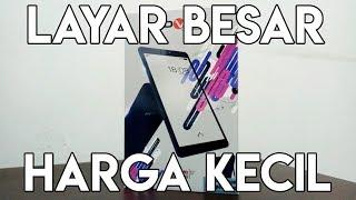 ADVAN ACTIVE TABLET PRO 10 UNBOXING INDONESIA - BUKA KOTAK #1