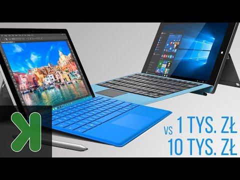 Windows: tablet za 1 tys. zł