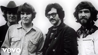 Creedence Clearwater Revival - Proud Mary (Lyric Video)