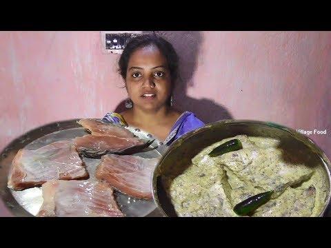 Xxx Mp4 Delicious Katla Fish Vapa Recipe Best With Rice Best Indian Village Food 3gp Sex
