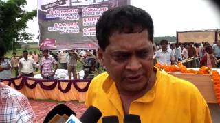 JSGLIVE.IN - Jharsuguda MLA Naba Kishore Das Interview