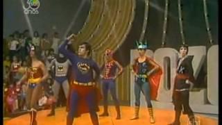 Super Heróis - Somos Todos Super Amigos ( Áudio )