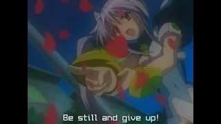 Guardian Hearts Power Up! yuri scene