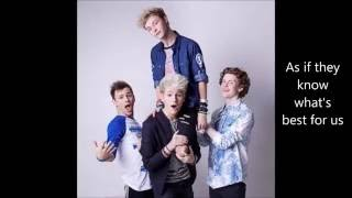 Young Love - The Tide (lyric video)