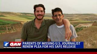 Parents of Missing U.S. Journalist Renew Plea for His Safe Release