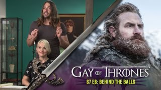 Gay Of Thrones S7 E6: Behind the Balls (with GLOW's Kimmy Gatewood)