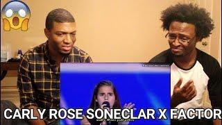 Carly Rose Sonenclar -X FACTOR USA 2013 Audition (REACTION)