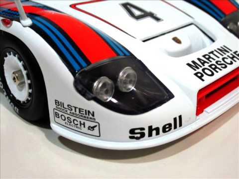 Porsche 936/77 Le Mans 24Hr Winner #4 '77 - TrueScale Miniatures - Scale 1/18