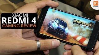 Xiaomi Redmi 4: Gaming review
