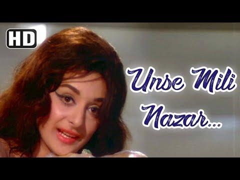 Xxx Mp4 Unse Mili Nazar Jhuk Gaya Aasman Rajendra Kumar Saira Banu Bollywood Songs Lata Mangeshkar 3gp Sex