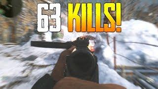 63 Kills! - iTemp's CoD: WWII Road to Commander (10th Prestige!) S1 Ep. 3!