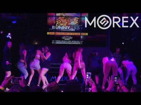 Bryant Myers Concurso de Chicas Locas 2 En Vivo Live at Medusa 2017 Dallas TX