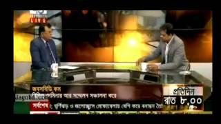 Watch live talk show of Mr. K. M. Hasan Ripon COO of jobsbd.com