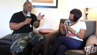 Shay Buckeey Johnson on Lil' Scrappy; Bread Girlz; 50; Reality Shows