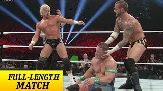 FULL-LENGTH MATCH - Raw - John Cena & Ryback vs. CM Punk & Dolph Ziggler