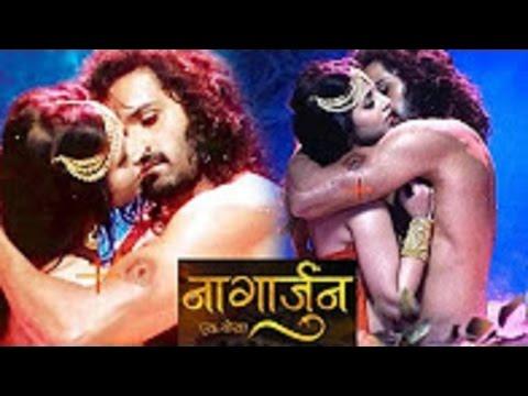 Naagarjun |  Mrunal Jain, Richa Mukherjee SEX SCENE