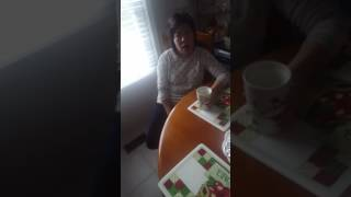 Asian mother reacts to son buying $44 Supreme Brick