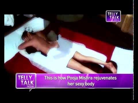 Xxx Mp4 HOT Pooja Mishra Nude Massage 3gp Sex