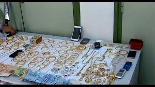 المغرب : اعتقال عصابة سطت على محل لبيع المجوهرات بفاس
