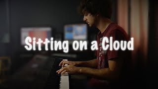 """""""Sitting on a Cloud""""   Lonster"""