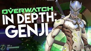 Overwatch In Depth: Genji Guide