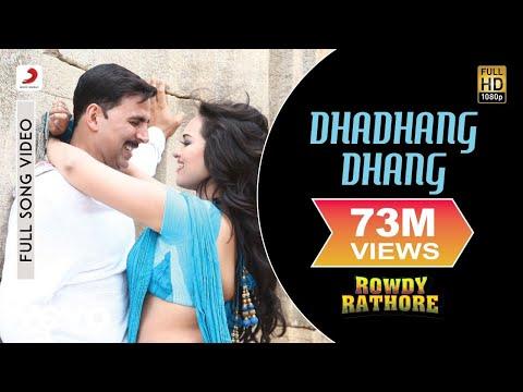 Dhadhang Dhang - Rowdy Rathore   Akshay Kumar   Sonakshi Sinha