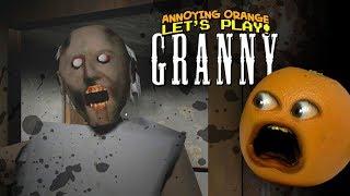 Granny!  [Annoying Orange Plays]
